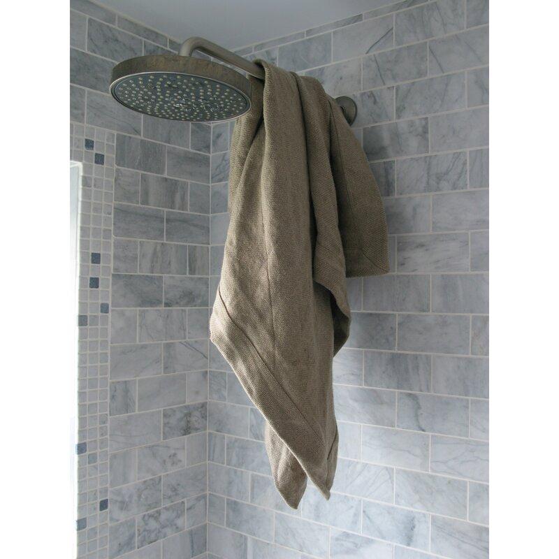 Linoto Linen Bath Towel Wayfair