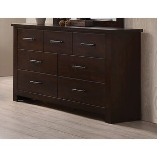 Octavia 7 Drawer Dresser by Latitude Run