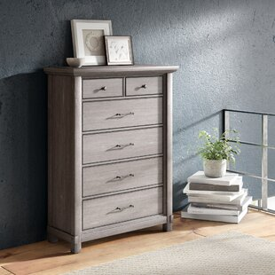 Greyleigh Devers 6 Drawer Chest