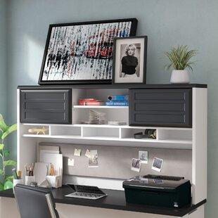 Elizabeth 36 H x 66 W Desk Hutch by Latitude Run