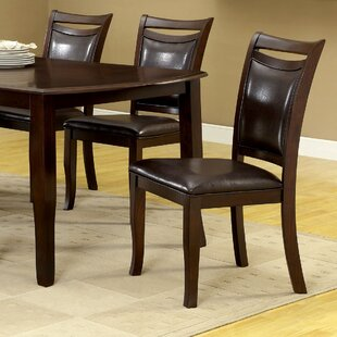 Neymar Upholstered Dining Chair (Set of 2) Hokku Designs
