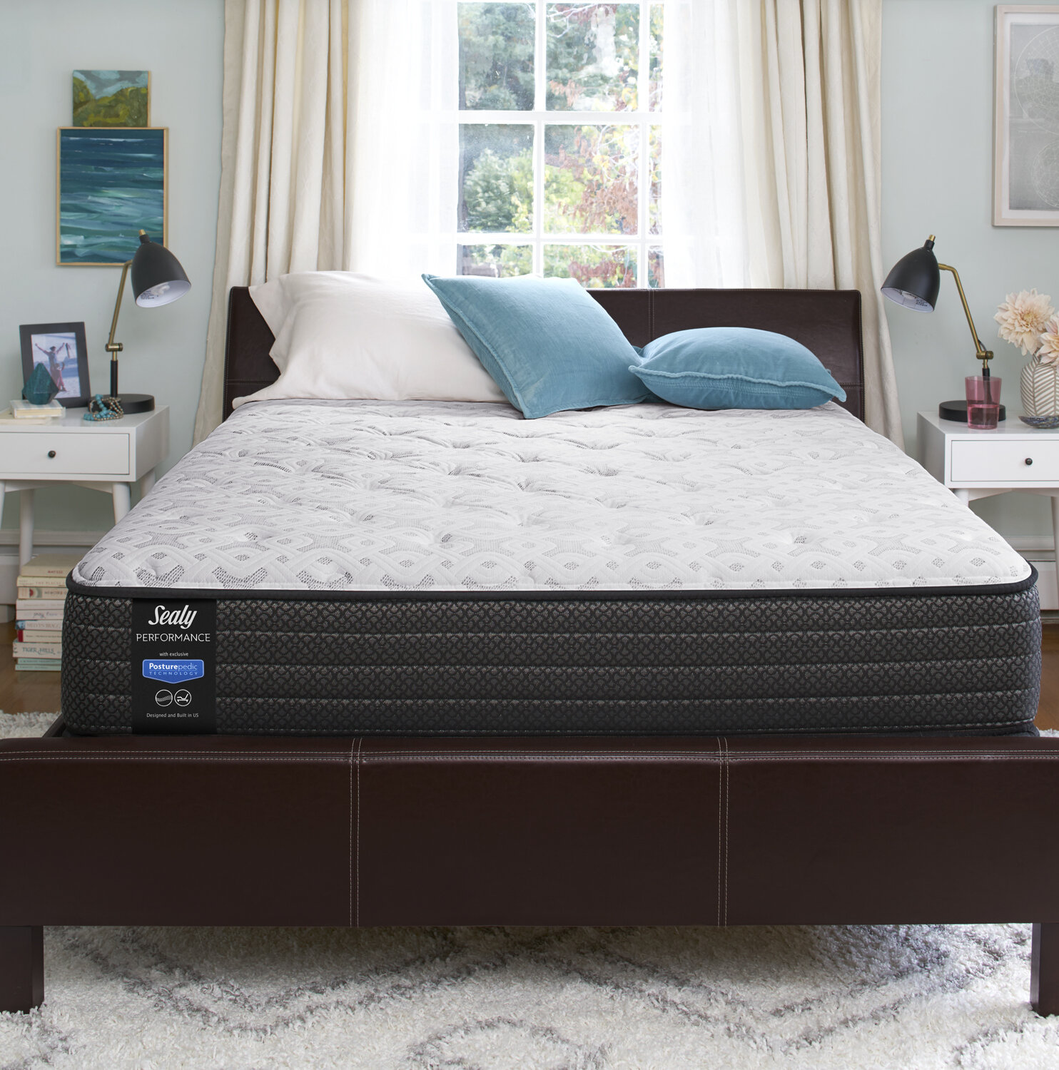 Sealy Response Performance 12 Cushion Firm Tight Top Mattress