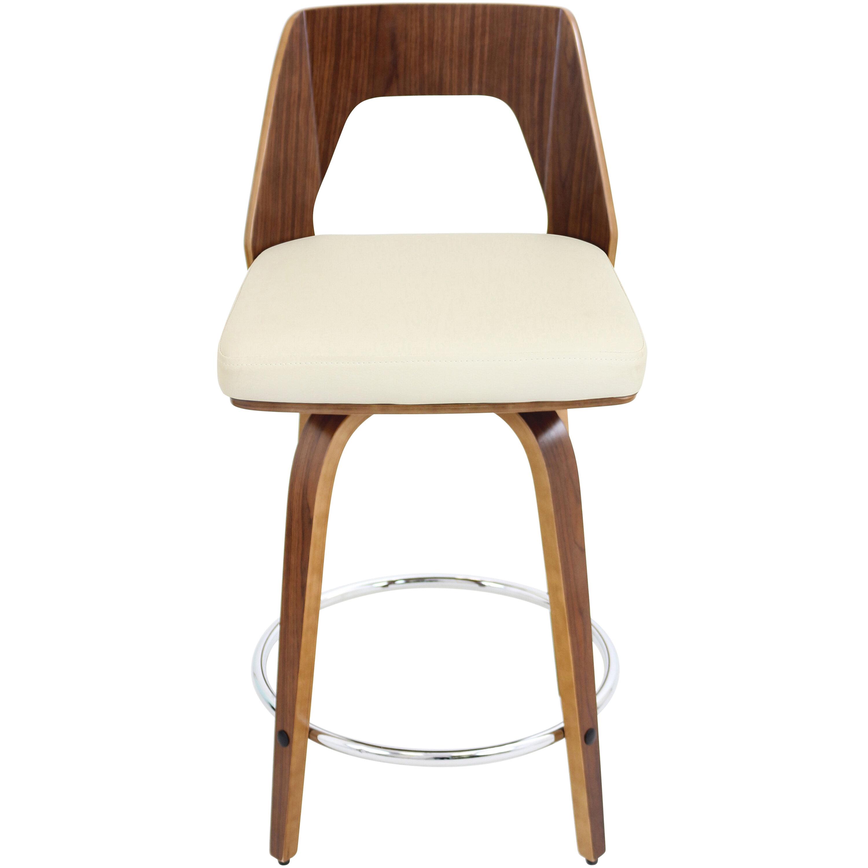 Emory 24 swivel counter stool reviews allmodern