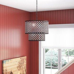 Westberg 8-Light Crystal Chandelier by Gr..