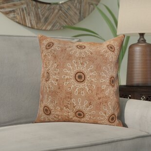 Wellington Tile Geometric Throw Pillow