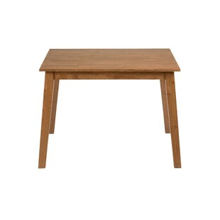 Wallis Square Solid Wood Dining Table