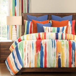 Brayden Studio Lexi Duvet Cover Set