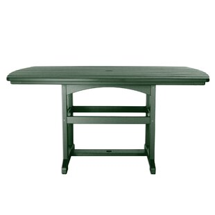 Gebo Dining Table by Millwood Pines Wonderfult