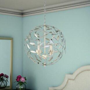 Willa Arlo Interiors Whittingham 4-Light Chandelier