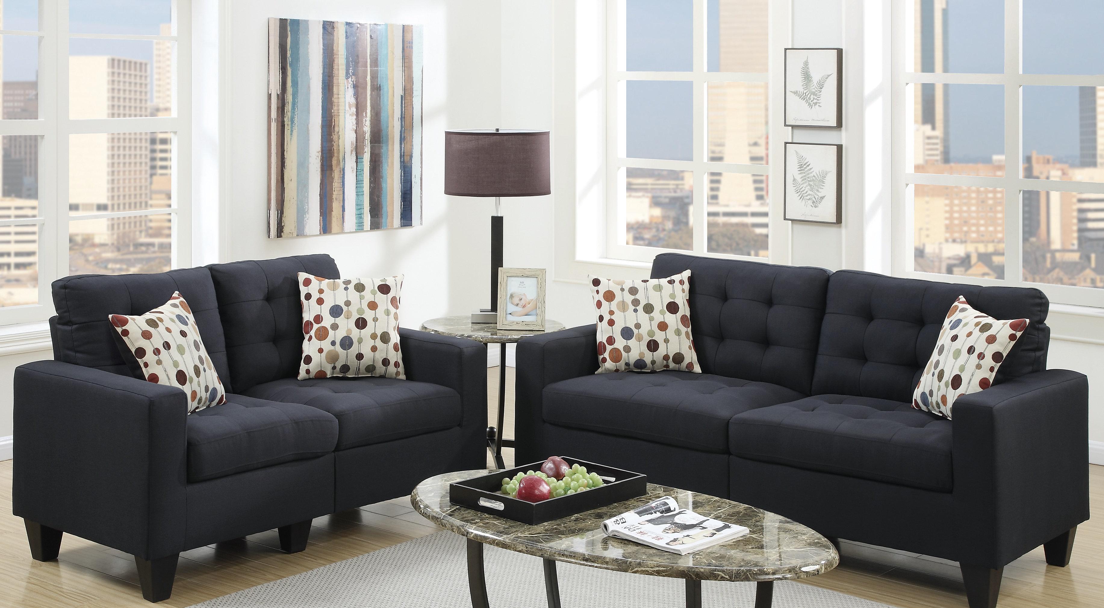 callanan 2 piece living room set