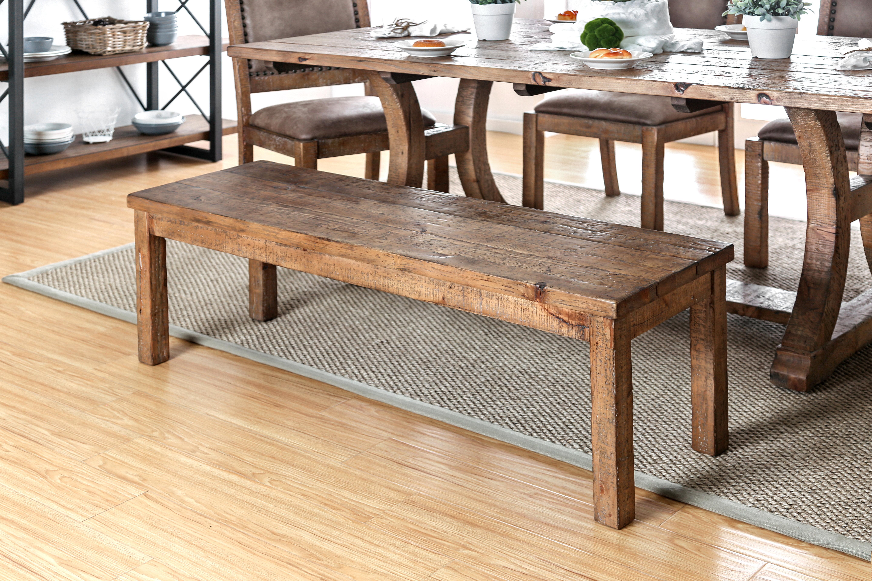 Sensational Cian Rustic Bench Andrewgaddart Wooden Chair Designs For Living Room Andrewgaddartcom