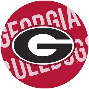 University of Georgia Swivel Bar Stool by Trademark Global
