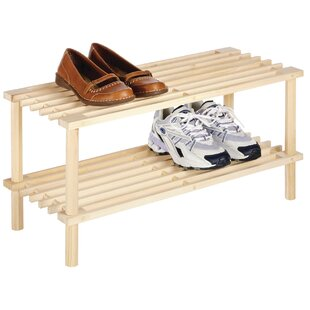 Affordable 2-Tier Shoe Rack ByWhitmor, Inc