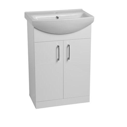 Bluebelle 60cm Free-Standing Vanity Unit Base Belfry Bathroom