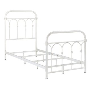 Gracie Oaks Letterly Panel Bed