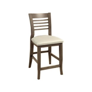 Afreena Solid Wood Dining Chair (Set of 2) by Bayou Breeze