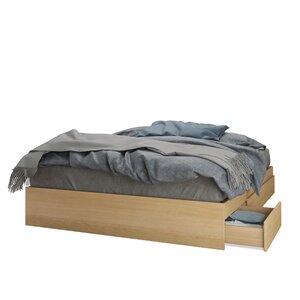Malinda Storage Platform Bed