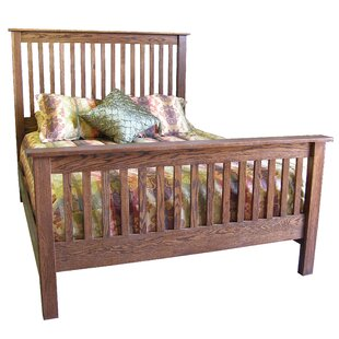 Chassidy Queen Panel Bed