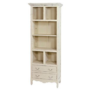 Fluvia 200cm Bookcase By August Grove