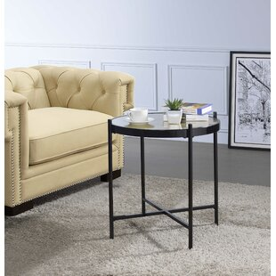 Check Prices Helzer End Table by Latitude Run