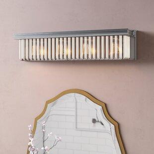 4 Light Willa Arlo Interiors Bathroom Vanity Lighting You Ll Love In 2021 Wayfair
