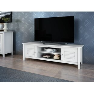 Gaye 4-Shelf TV Stand for TVs up to 55