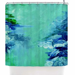Ebi Emporium Winter Dreamland 5 Single Shower Curtain