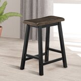 Abdulrahim 24 Counter Stool (Set of 2) by Red Barrel Studio®