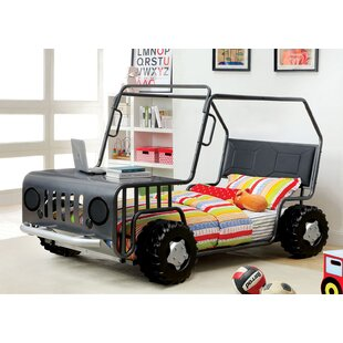 Inexpensive Hoboken Twin Car Bed by Zoomie Kids Reviews (2019) & Buyer's Guide