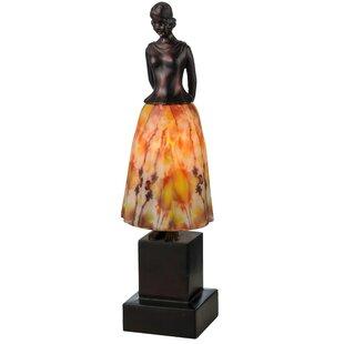 Silhouette Jayne Swayne 16 Table Lamp