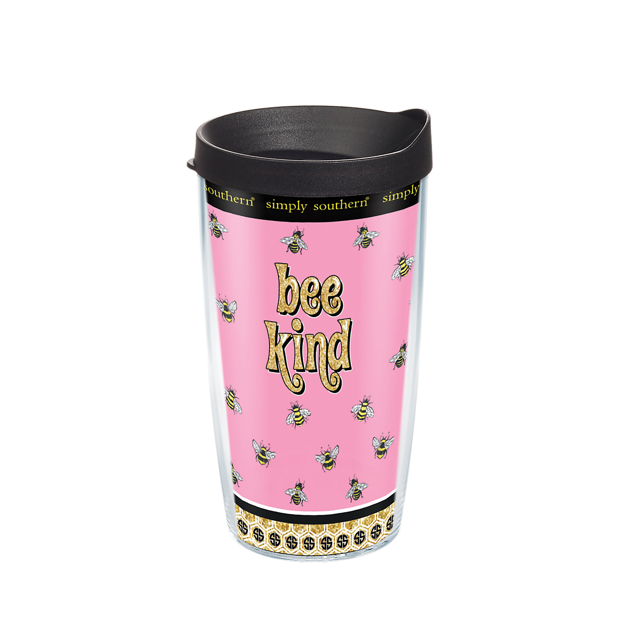 Tervis Tumbler Tervis Simply Southern Bee Kind Insulated Tumbler Wayfair