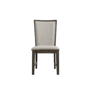 Online Reviews Ruthton Upholstered Dining Chair (Set of 2) by Gracie Oaks Reviews (2019) & Buyer's Guide
