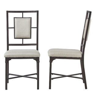 Spies Upholstered Dining Chair (Set of 2) Trent Austin Design