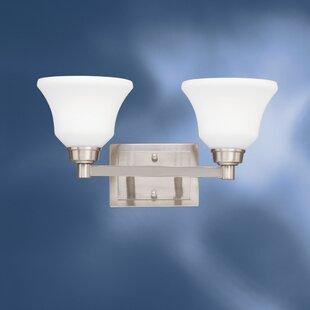 Alcott Hill Avilla 2-Light Vanity Light