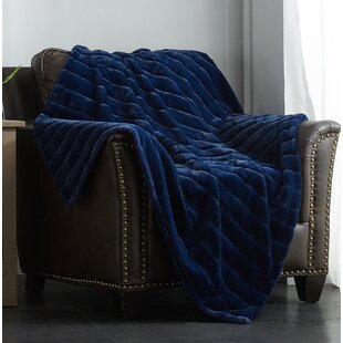 Preiss Faux Fur Blanket