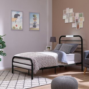Gracie Oaks Balfour Panel Bed