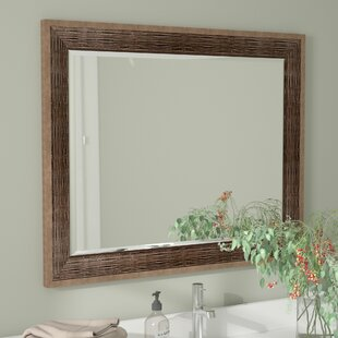 Best Price Drift Wall Mirror By Union Rustic
