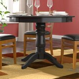 Dark Brown Wood Kitchen & Dining Tables You\'ll Love in 2019 ...