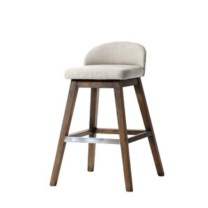 Johansson Bar Stool (Set of 2) by Langley..