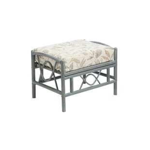 Freese Footstool By Beachcrest Home