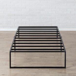 European Double (140 X 200cm) Bed Frame By Brayden Studio