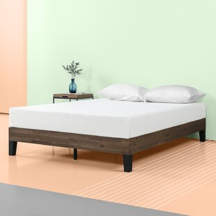 Cribbs Platform Bed by Ebern Designs