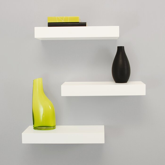 Nexxt Design Maine Floating Wall Shelf Reviews Wayfairca Enchanting Where To Buy Floating Wall Shelves