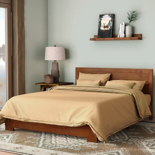 Compare Trent Platform Bed by Millwood Pines Reviews (2019) & Buyer's Guide