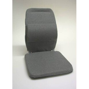 Best Reviews Bucket Seat Back Cushion with Adjustable Lumbar by Sacro-Ease