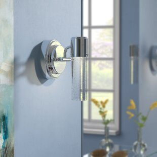 Lumberton 1-Light Bath Sconce by Latitude Run