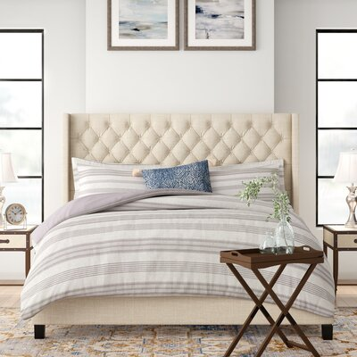 Wingback Beds You Ll Love In 2020 Wayfair