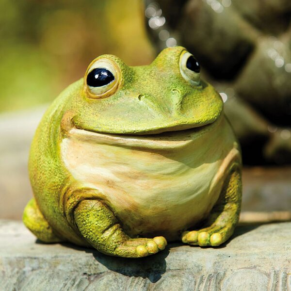 Golfing Frogs Statues | Wayfair