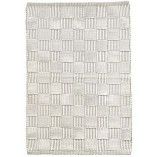 Webber Hand-Woven Gray Indoor/Outdoor Area Rug