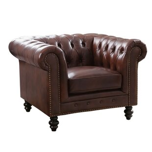 Brooklyn Chesterfield Chair by Mistana